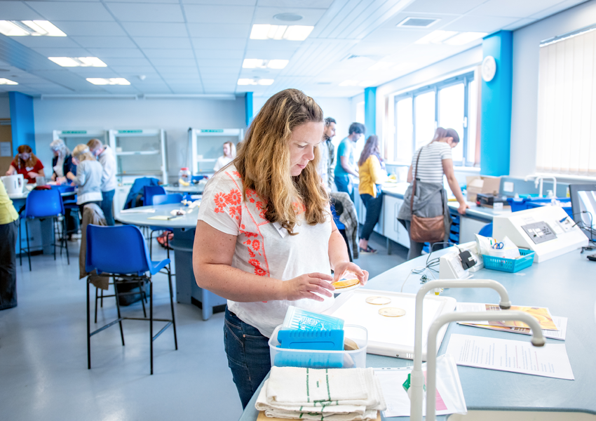 Residential CPD at the National STEM Learning Centre, York
