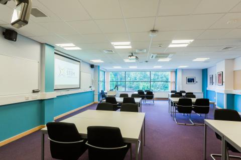 Meeting room, National STEM Learning Centre, York