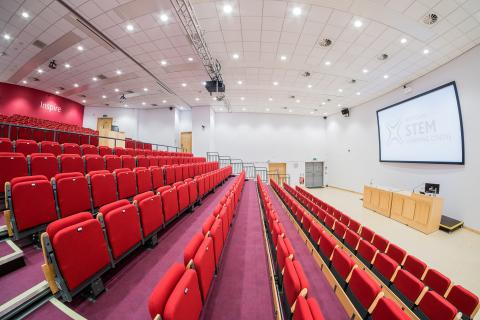 Lecture theatre, National STEM Learning Centre, York