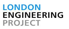 London Engineering Project logo
