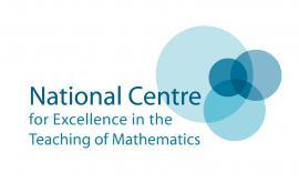 NCETM logo