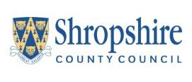 Shropshire County Council logo