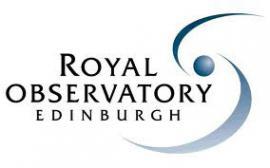 Royal Observatory Edinburgh logo