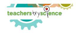 Teachers TryScience logo