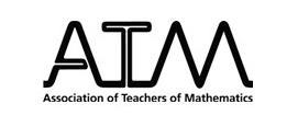 Association of Teachers of Mathematics logo