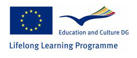 Education and Culture DG Lifelong Learning Programme logo
