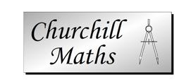 Churchill Maths logo