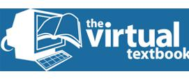 The Virtual Textbook logo