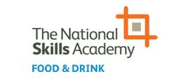 National Skills Academy for Food and Drink logo