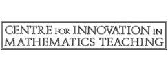 Centre for Innovation in Mathematics Teaching logo