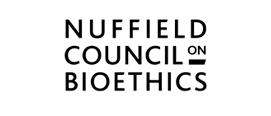 Nuffield Council on Bioethics logo