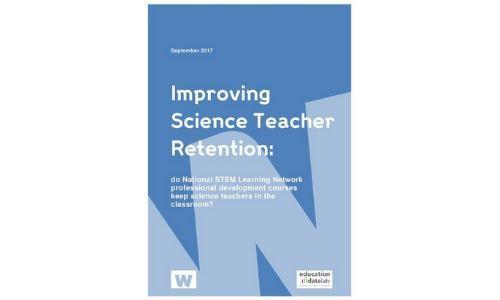 Improving Science Teacher Retention
