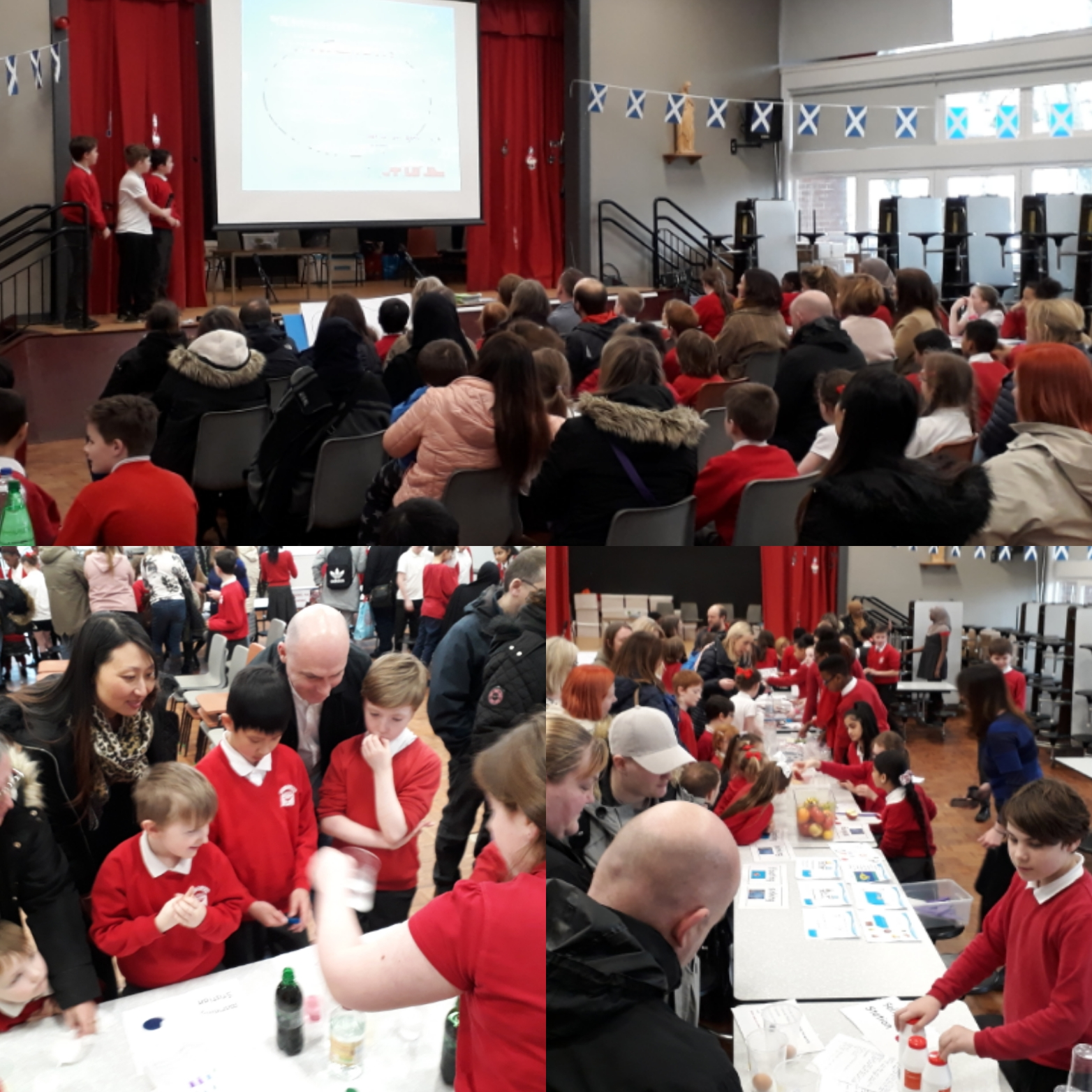 Stem Schools Uk: Family Learning Celebration At Corpus Christi Glasgow