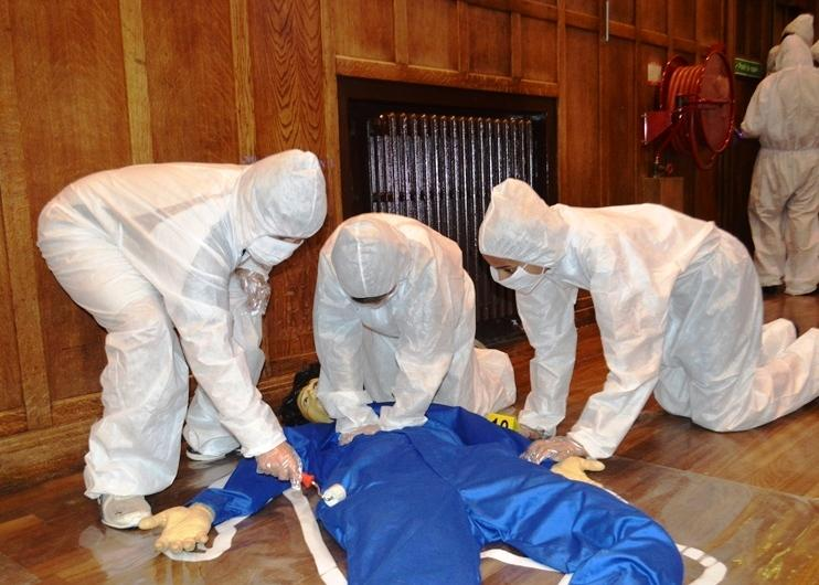 Sci High Csi Forensic Science Events Stem